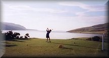 Ullapool Golf - Higland Golf