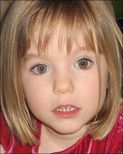 Help Find Maddie